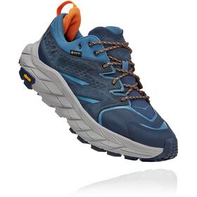 Hoka One One Anacapa GTX Low Shoes Men, blauw